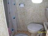 łazienka- WC i prysznic