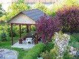 Siedzisko ogrodowe
