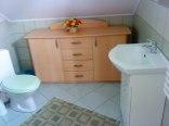 żółty pokój łazienka