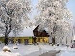 Chatka Puchatka zimą
