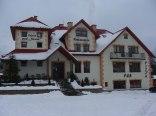 Zajazd Pod Jarem zimą