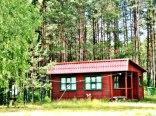 Agro Breza - 3 domki nad jeziorem