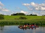 Spływy kajakowe rzeką Liwiec