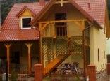 domek z osobnym wejściem dla turystów