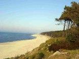 plaża do której jest 50m