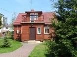 Domek w Augustowie nad jeziorem -wolne terminy