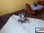 Pokój 3-osobowy z łazienką, balkonem, TV kablową, WI-FI