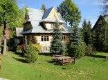 "pensjonat ""góralski domek"" w Zakopanem"
