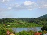 Domek letniskowy z Widokiem na Jezioro