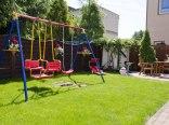 Drugi plac zabaw w ogrodzie