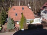 Widok domu z góry