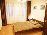 Sypialnia w pokoju nr 1
