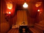 dwuosobowy pokój drewniany