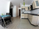 Apartament Zielony - aneks kuchenny