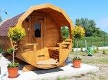 sauna sucha i parowa:)