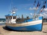 Przystań rybacka tu można dobrze zjeść wędzoną, świeżą rybę