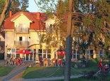 Biały Łabędz Hotel 50m od Jeziora! Zobacz Film