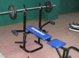 Mini siłownia