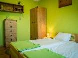 Pokój zielony, 3 os, łóżko dostawione, własną duża łazienka