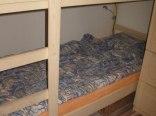 sypialnia, łóżko piętrowe