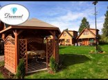 domki letniskowe Diament Rogowo