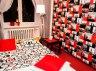 Absynt Hostel- pokój dwuosobowy z jednym łóżkiem