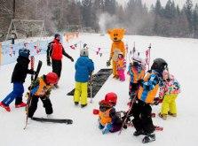 Ferie z przedszkolem narciarskim i wyżywieniem!