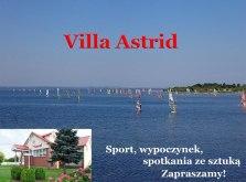 Villa Astrid - pokoje, apartamenty, domki