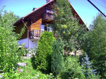 Chata Pod Jałowcem
