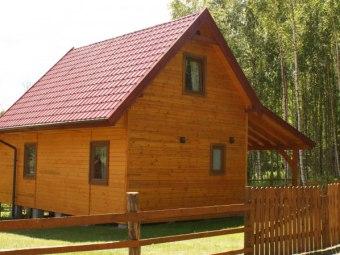 Domek w Sucholaskach