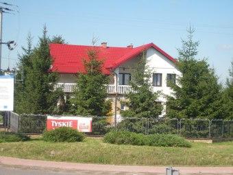 Gospodarstwo Agroturystyczne Pod Jabłonką na Pojezierzu Łęczyńsko-Włodawskim