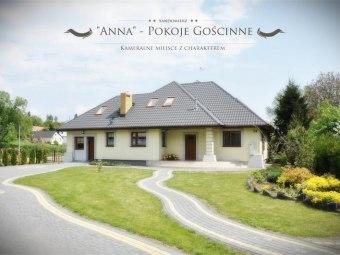 """""""Anna"""" Pokoje Gościnne - Noclegi - Kameralne miejsce z charakterem..."""