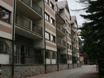 Apartament Róża Pustyni