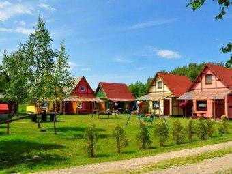 Domki Letniskowe Przy Brzózkach