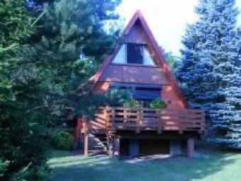 Dom na jeziorem