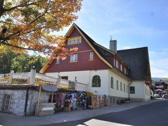 Dom Wczasowy Bachus