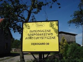 """""""DaMa"""" Gospodarstwo Agroturystyczne"""