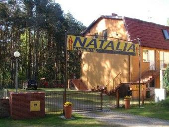 """Dom Wczasowy """"NATALIA"""""""