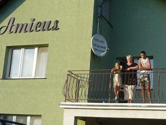 Dom gościnny Amicus