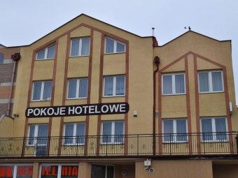 Centrum Bolwing Club - Pokoje Hotelowe