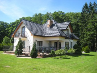 Villa Aurelia & Domki Letniskowe w Mielenku