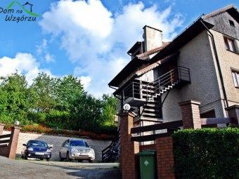 Dom na Wzgórzu - pokoje i apartamenty