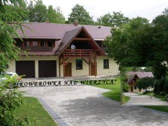domek na Kaszubach Skowerówka - Nowa Kiszewa