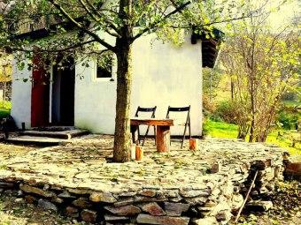 Dziewięćsił - domek w górach