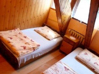 Ośrodek Wypoczynkowy OSTOJA 860 m n.p.m.