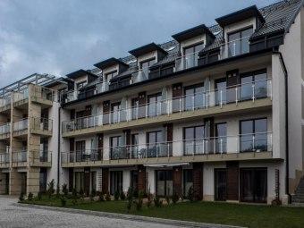 Apartament Wiślany Sen
