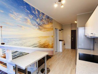 BALTIC SANDS & MOLO apartmenty 50 mtr. od Monte Cassino
