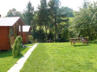 Domki i pokoje u Czesia
