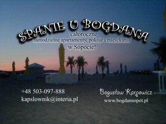 Spanie u Bogdana