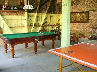 Domki i pokoje studio nad jeziorem w Borach Tuchol